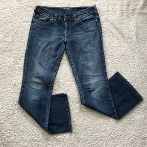 Silver Suki Jeans w32 L32